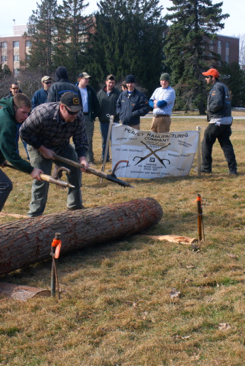 umaine woodsmen meet