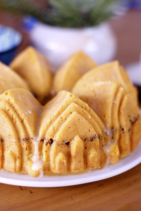 sweet potato bundt