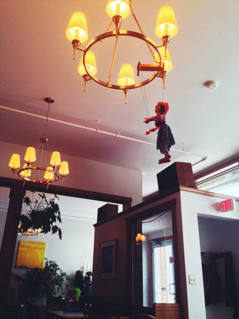 frightful puppet