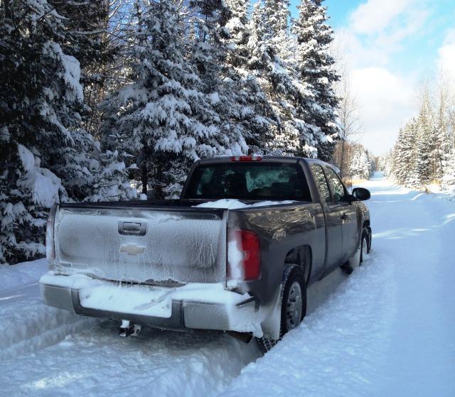 truck plow