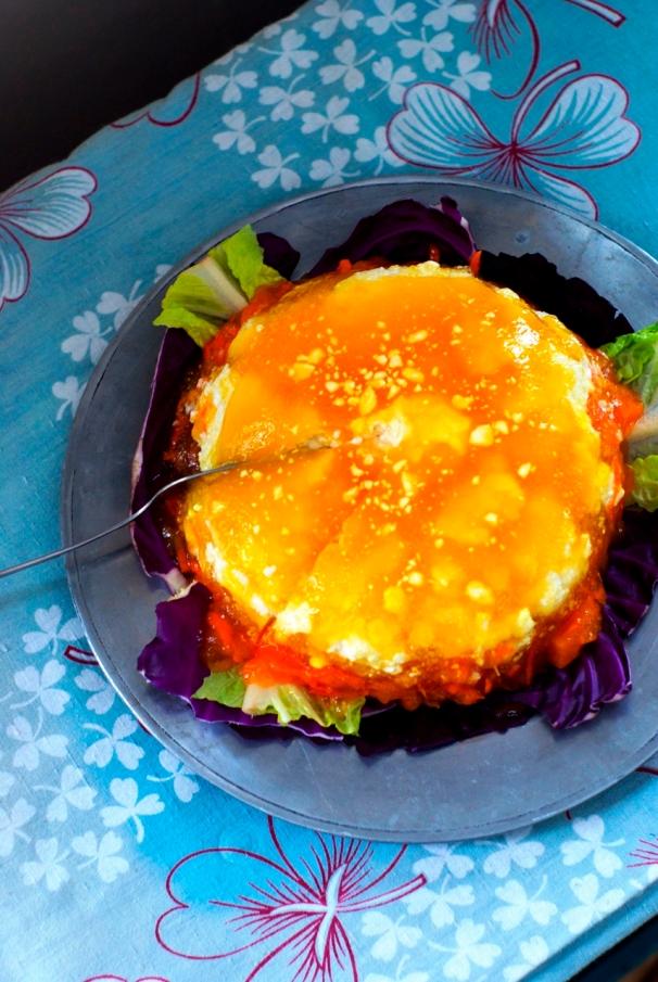 vitamin A jello salad