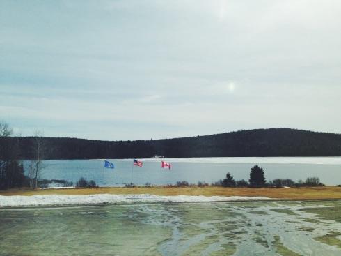 clayton lake again