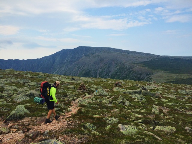 katahdin in sight